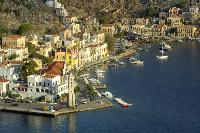 Views:22063 Title: Symi Island - Port view
